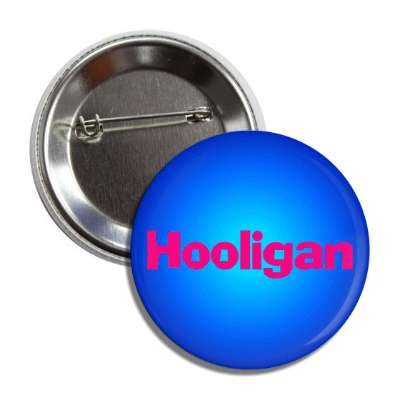 hooligan pest pesky one word
