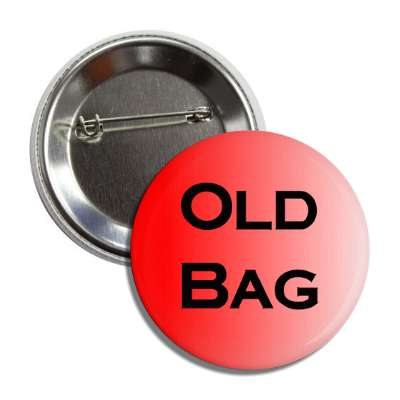old bag two words