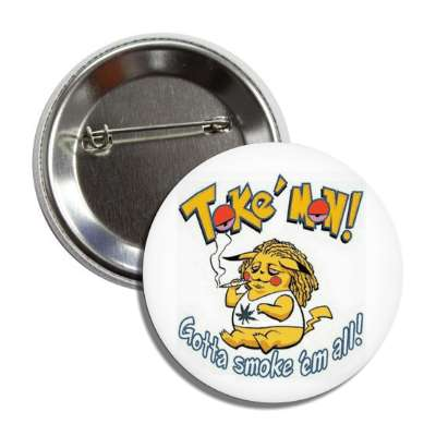 tokemon pokemon tv cartoon weed smoke up blaze marijuana pikachu