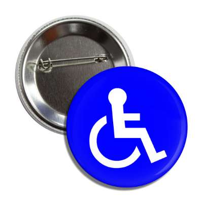 handicap symbol cripple special treatment access wheelchair person sign