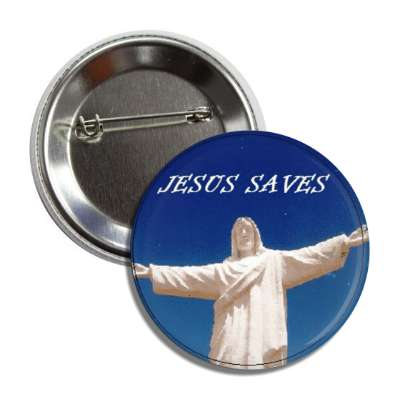 jesus saves statue christianity catholic methodist baptist church religion savior christ