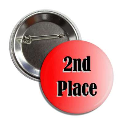 2nd place red button