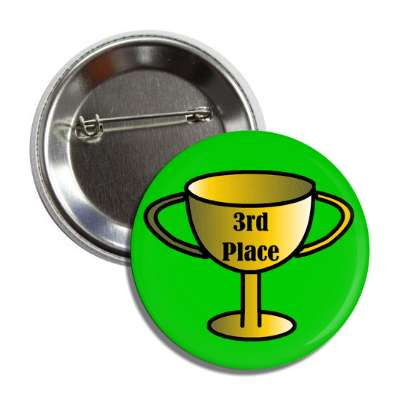 trophy 3rd place green button