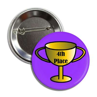trophy 4th place purple button