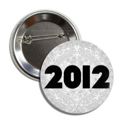 2012 aztec black white grey button