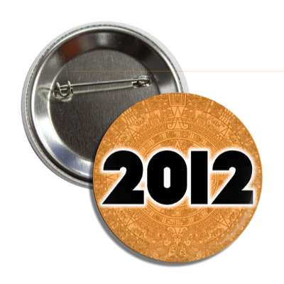 2012 aztec orange button