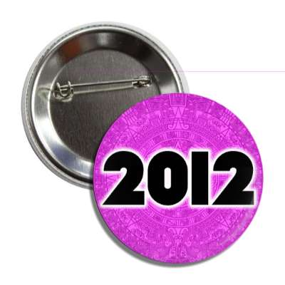 2012 purple aztec button