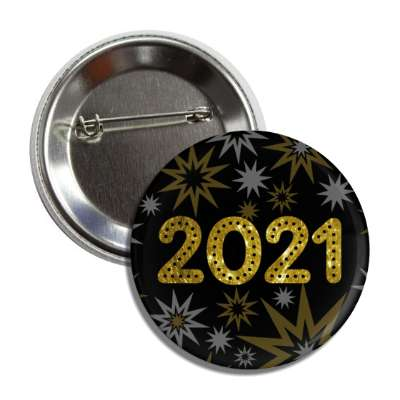 2021 bursts black button