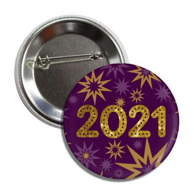 2021 bursts purple button