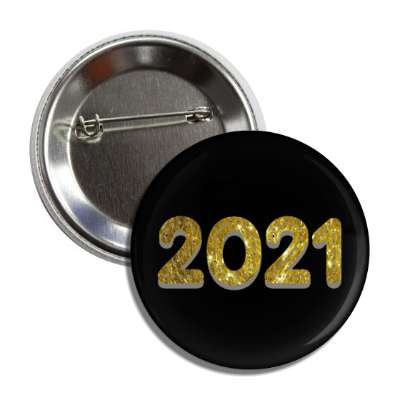 2021 gold black button