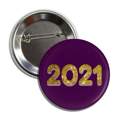 2021 gold purple button