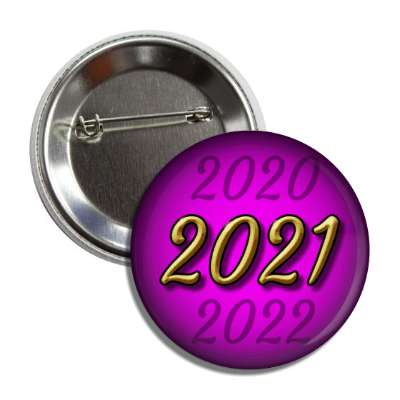 2021 new year purple button