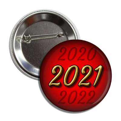 2021 new year red button