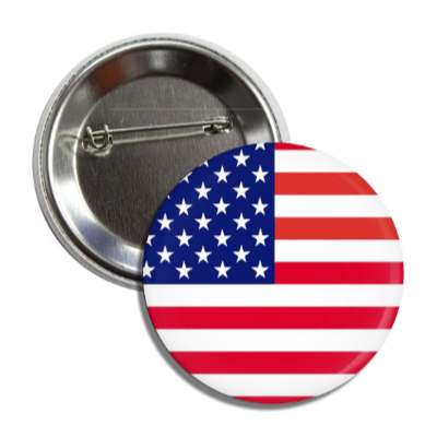 america flag button