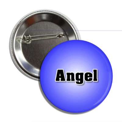 angel male name blue button