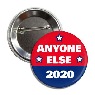 anyone else 2020 button