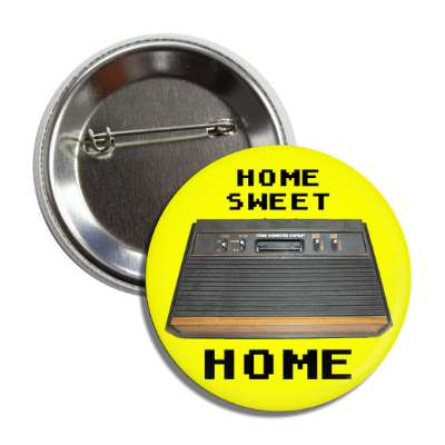 atari 2600 home sweet home button