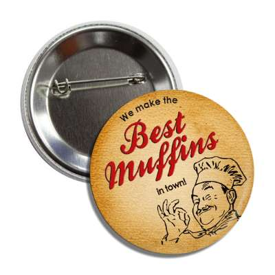 bakery best muffins button