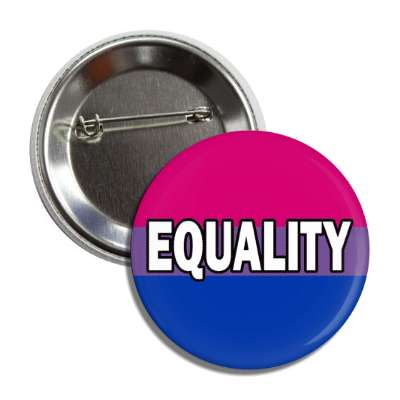 bisexual equality bi pride flag button