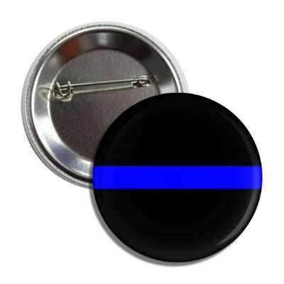 blue line police support button