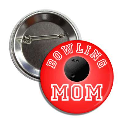 bowling mom red button
