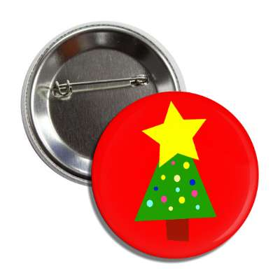 christmas tree button