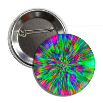 crazy rainbow zoom burst button