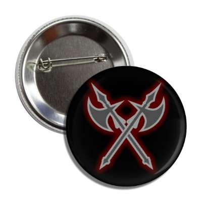 crossed axes button