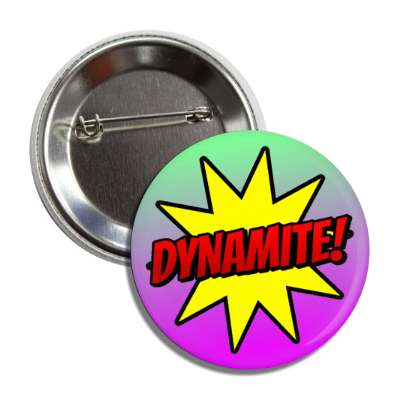 dynamite student motivation burst mint magenta button