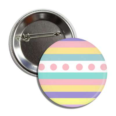easter egg design lines dots multi button