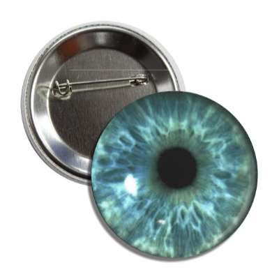 eye iris close up button