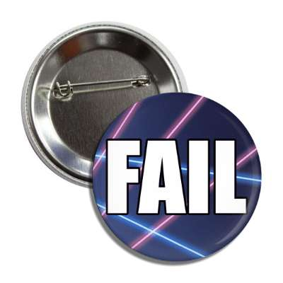 fail 80s laser button