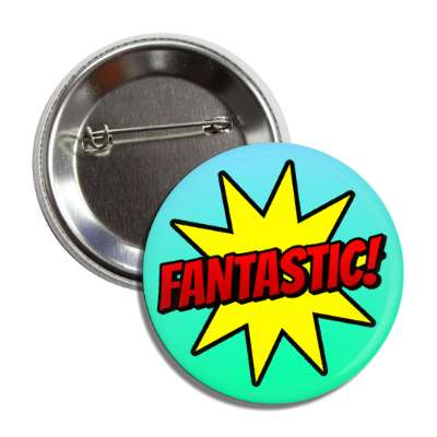 fantastic student motivation burst aqua green button