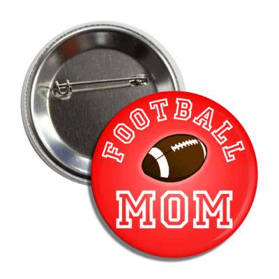 football mom red button