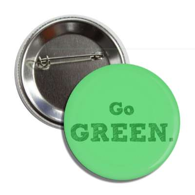go green sketch button