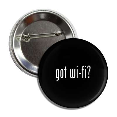 got wifi button