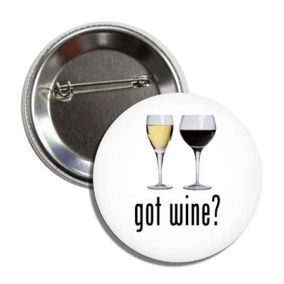 got wine button