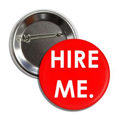 hire me button
