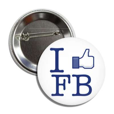 i like facebook thumbs up button