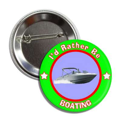 id rather be boating button