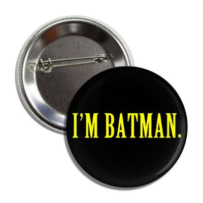 im batman button