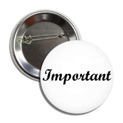 important memory self help mark button