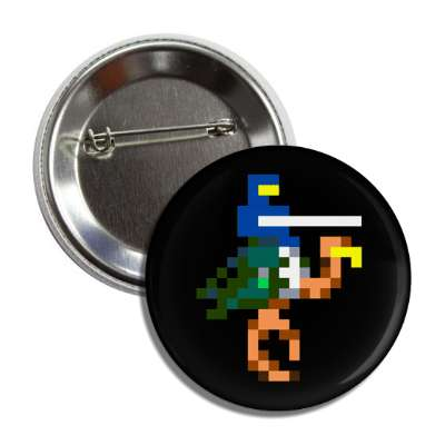 joust button