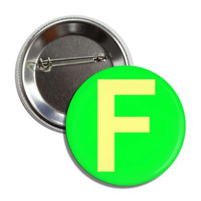 letter f capital green light yellow button