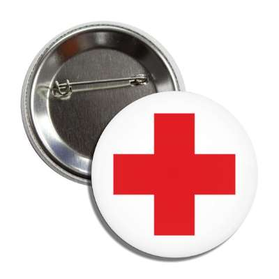 medical cross button