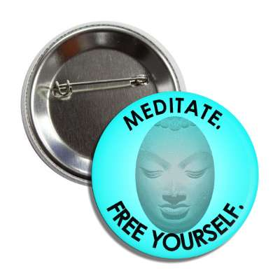 meditate free yourself button