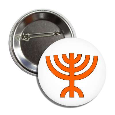 menorah orange button