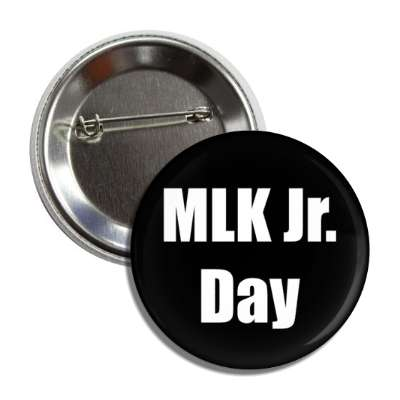 mlk jr day button