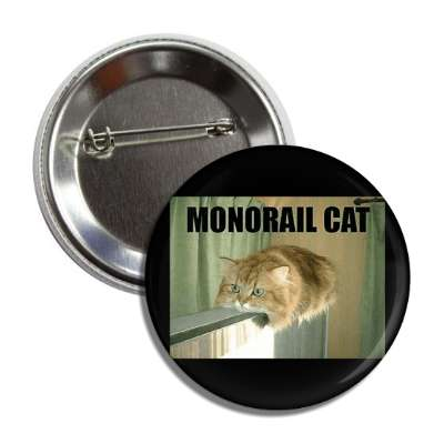 monorail cat button