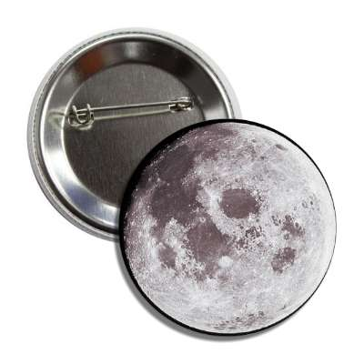 moon closeup button
